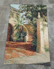 Beautiful French Tapestry Wall hanging 86X133cm A80