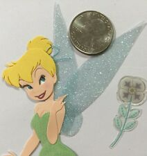 TINKER BELL Dimensional Stickers (5pc)Disney•Jolee's•Princess•Peter Pan •Cartoon