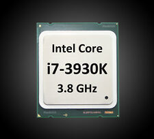 Intel Core i7-3930 K box | 6 x 3,2-3,8 GHz | 12 thread. 2011 | BX80619I73930K