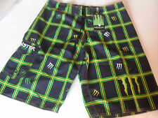 BAÑADOR BOARDSHORT DC SHOES MONSTER 43 KEN BLOCK  TALLAS S M L XL 32 34 36 38