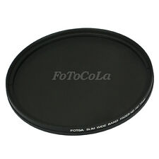 Fotga 72mm slim fader ND filter adjustable variable neutral density ND2 to ND400