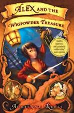 Alex and the Wigpowder Treasure, Adrienne Kress, Paperback, New