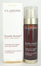 Clarins Double Serum 50 ml./1.6 oz.*Bonus Size* New in Retail Box