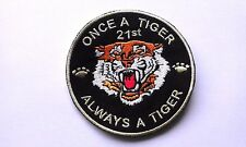 PATCH RARA 21 gr. ONCE A TIGER ALWAYS A TIGER