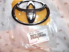 Genuine Toyota Corolla 2006 Rear Emblem Badge - 90975-02071