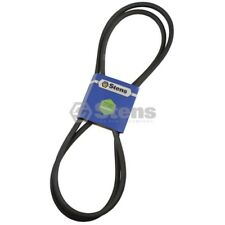 Deck BELT replaces M120381 for F910-F935 front mowers; 425, 445, 455, X700-X749