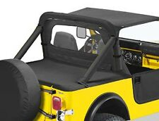 Windjammer Jeep CJ5/CJ7 80 - 86 Wrangler YJ 87-95 Black Crush