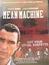 Mean Machine Vinnie Jones Jason Statham Region 4 DVD VGC