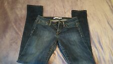 Joe's Jean Chelsea size 6 26 w Fits 2-4 Size Blue stone washed