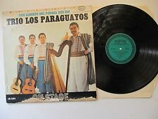 "Trio Los Paraguayos  On Stage 12"" Lp Louis Alberto Epic LN 3594  Mono Canada"
