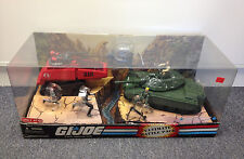 GI JOE Mobat & Cobra Tank 7 Action Figure Ultimate Battle Pack Target Exclusive