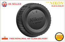 New LF-4 Replacement For LF-1 LENS REAR COVER REAR LENS CAP All Nikon SLR DSLR