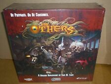 THE OTHERS: 7 SINS (CMoN 2016) Base Game new & sealed