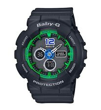 Casio Baby-G * BA120-1B Sporty Color Black Anadigi Ivanandsophia COD PayPal