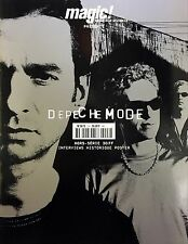 Depeche Mode Magazine Magic Hors Série (2001) - Interview, Historique, Poster -