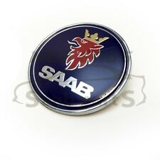 SAAB 900, NG900, 9000 & 9-3 BONNET BADGE EMBLEM, NEW, 5289871