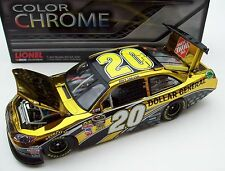 Joey Logano 2012 Dollar General #20 Brilliant Color Chrome Camry 1/24 NASCAR New