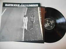 LP Folk Martin Kolbe Ralf Illenberger - Colouring The Leaves (9 Song) MOOD REC