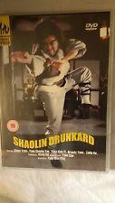 SHAOLIN DRUNKARD  DVD YUEN WOO PING CLASSIC