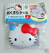 DAISO JAPAN Hello Kitty PORTABLE PILL / MEDICINE CASE