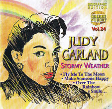 "JUDY GARLAND ""Stormy Weather"" 16 Tracks CD Cosmus DSB New Original Box"
