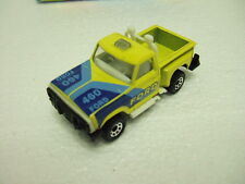 Matchbox RARE MB53 Ford Flareside Pick-Up  white interior + 8 spoke wheels