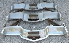 LINCOLN MARK III 3 NEW TRIPLE PLATED CHROME FRONT BUMPER 1968-1971 68-71 OEM