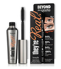 Lot Of 10 Benefit Cosmetics They're Real Mascara Black Full Size AFTER MARKET