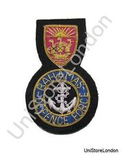Bahamas defence force petty officers cap badge R341