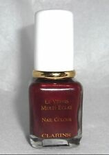 Clarins Vernis Multi Eclat Nail Polish 217 Red Fusion