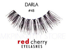 Red Cherry Lashes #48 False Eyelashes  Fake Eyelashes