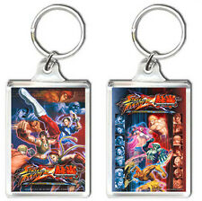 STREET FIGHTER VS TEKKEN KEYRING LLAVERO