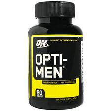 Optimum Nutrition Opti-Men High Potency Multivitamin - 90 Tablets