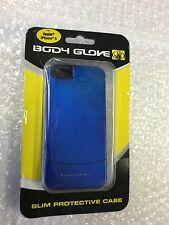 Body Glove Slim Protective BLUE Case Apple iPhone 5