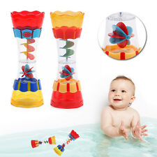 Children Baby Bathing Swim Toy Plastic Bath Water Whirly Wand Cup Beach Play Toy