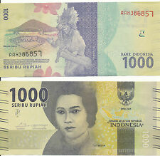 Indonesien / Indonesia - 1000 Rupiah 2016 new design UNC - Pick New