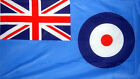 3' x 2' RAF Flag British Royal Air Force Blue Ensign WW2 Banner