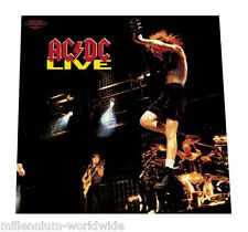 "SEALED & MINT - AC/DC - LIVE - DOUBLE 12"" VINYL LP - SEALED, GATEFOLD - 180 Gram"