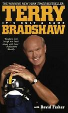 It's Only a Game - Terry Bradshaw - Pocket Books PB 1st PRINT 2001 - Steelers