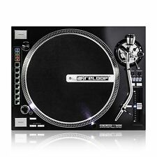 RELOOP RP-8000 DIRECT DRIVE TURNTABLE w MIDI PADS FOR SERATO DJ & OTHER PROGRAMS