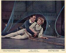 GENE KELLY MITZI GAYNOR LES GIRLS 1957 VINTAGE LOBBY CARD #2