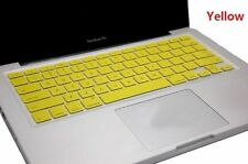 Apple MacBook 13.3 Pro 13.3 15.4 17 Keyboard Case Cover Protector Silicone Soft