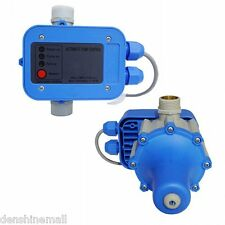 220V Automatic Water Pump Pressure Controller Electronic Electric Switch Control