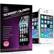 5 Pack High Quality Excellent Scratch Screen Protector for Apple iPhone 4s 4g 4