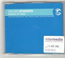 (FZ740) One Hit Wonders, Grace Of God - 2006 DJ CD