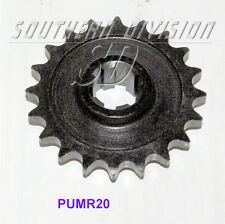 NEW Triumph 650 500 pre unit engine sprockets 20 teeth motorritzel E3108 70-3108