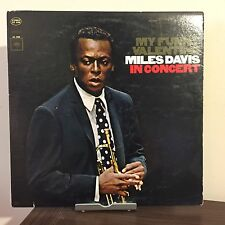 My Funny Valentine by Miles Davis 1965 Vinyl Columbia Records 1st Press Jazz