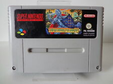 SNES Spiel - Super Ghouls´n Ghosts (PAL) (Modul)