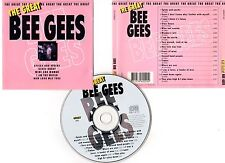 "BEE GEES ""The Great"" (CD) 16 Titres 1994"