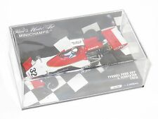 1/43 Tyrrell Ford 007 Ian Scheckter 1975 STAGIONE